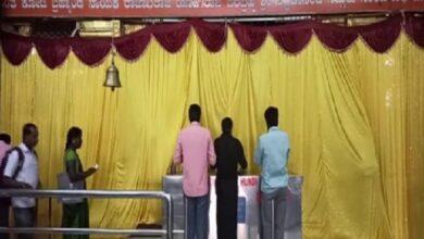 Photo of Karnataka: Sai Baba temple in Hubli closed due to solar eclipse