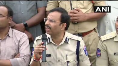 Photo of Law has done its duty: Cyberabad Police Commissioner