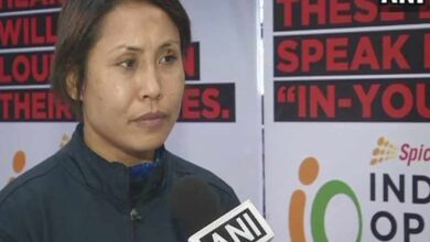Photo of Devi alleges fixing of final bout in Olympics Qualifiers trials