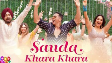 Photo of Dance your heart out to 'Sauda Khara Khara' from 'Good Newwz'