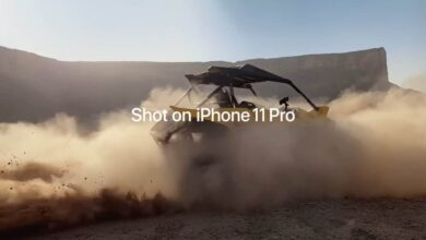 Photo of Apple Posts New Shot on iPhone Ad: 'The Saudi Desert Riders'