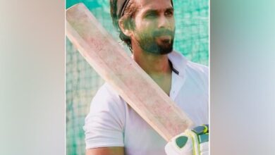 Photo of Shahid Kapoor-starrer 'Jersey' kickstarts shoot in Chandigarh