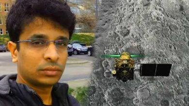 Photo of 'Shan' of TN helps NASA locate Vikram lander