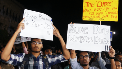 Photo of Deccani satire comes to the fore in protests against CAA-NRC