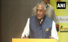 Islam is the religion of Humanity: Gen VK Singh