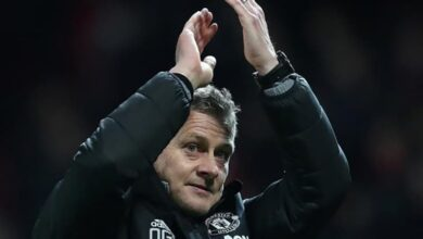 Photo of Solskjaer confident ahead of Everton clash