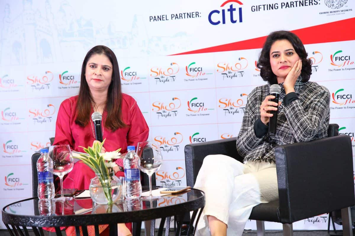 Women in India are a force and not a number: Shaili Chopra