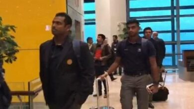 Photo of Sri Lanka team arrives in Pakistan, given status of State Guests