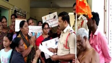 Photo of Andhra: Missing case against YSRCP MLA Vundavalli Sridevi filed