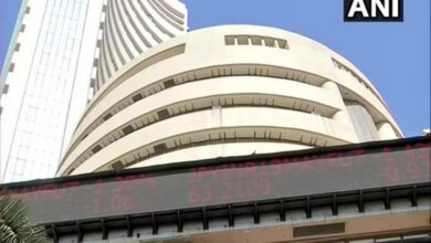 Photo of Stocks in positive zone, Reliance gains by 3.5 pc