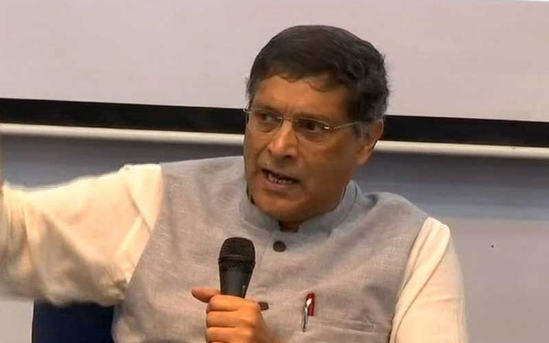 Ex-CEA Arvind Subramanian says Indian economy headed for ICU