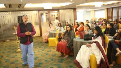 Photo of Workshop on harnessing the female energy for Business held
