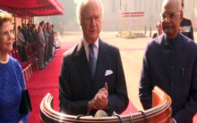 Looking forward to stay in India, says Swedish King Carl