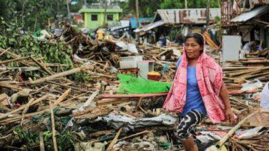 Photo of Typhoon Kammuri death toll hits 13 in Philippines