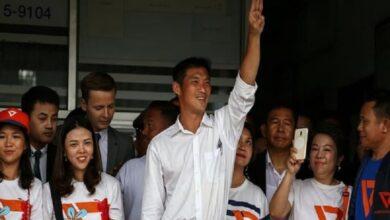 Photo of Thai court accepts dissolution bid against Future Forward Party