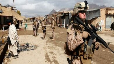 Photo of US soldier killed in Afghanistan