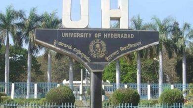 Photo of University of Hyderabad invites applications for various posts