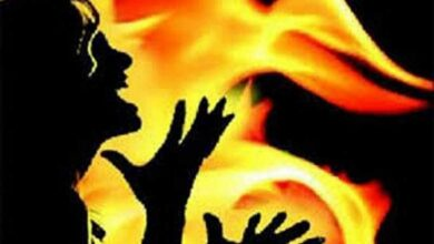 Photo of Jharkhand: Half-burnt body of woman found in Khunti