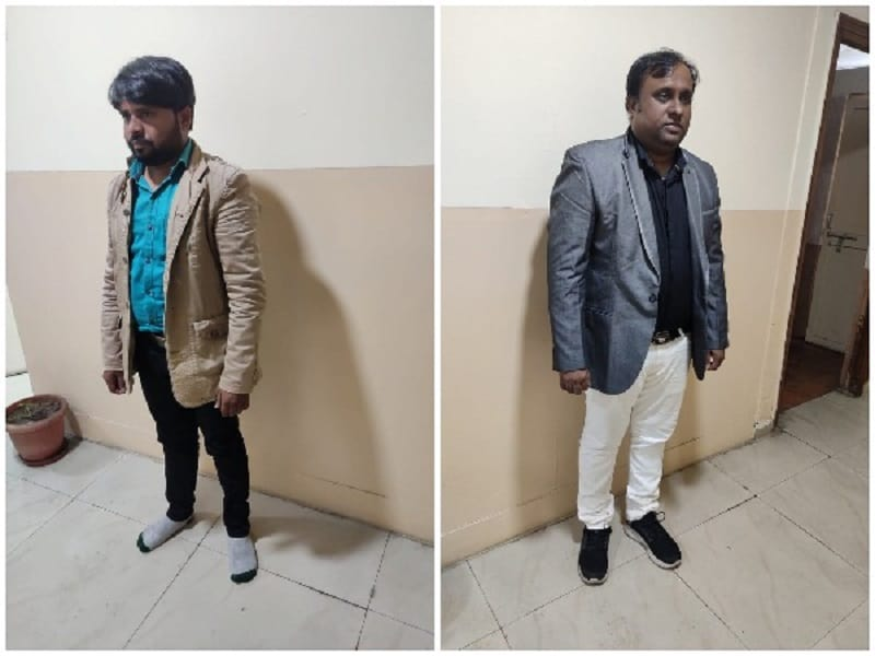 Delhi: Cyber Cell busts online investment scam, arrests two
