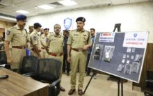 Stolen diamonds worth Rs. 40 Lac recovered with arrest of two