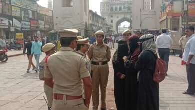 Photo of CAA-NRC: Protesters held in Hyderabad, rally foiled