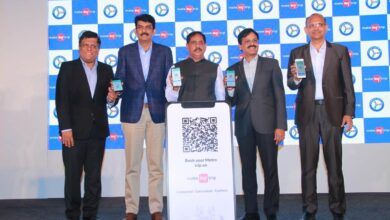 Photo of QR code-based e-tickets introduced for Hyderabad Metro Rail