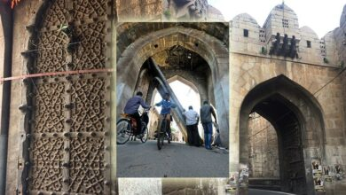 Photo of ASI yet to fulfill promise to restore ancient Golconda Fort gate