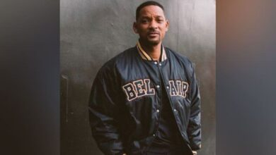 Photo of Will Smith reveals Italian poster of 'Bad Boys for Life'
