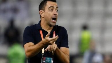 Photo of Xavi 'very disappointed and very angry' after defeat