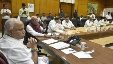 Photo of BJP 'squad' getting ready to unseat BSY government