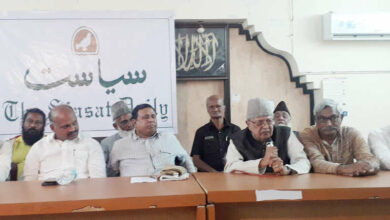 Photo of CAB protest: Zahid Ali Khan's advice to include compatriots