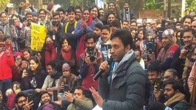 Photo of CAA-NRC: Zeeshan Ayyub to celebrate New Year with protesters