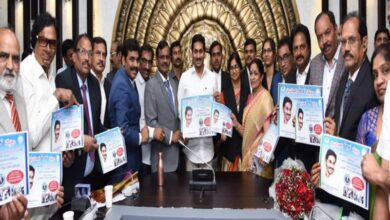 Photo of Andhra CM Jagan Mohan Reddy launches YSR LAW Nestham