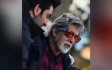 Amitabh Bachchan shoots in low temperature in Manali for 'Brahma