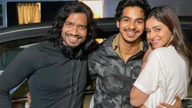 Photo of Ananya Panday wraps up shooting of 'Khaali Peeli'