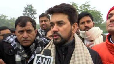 Photo of Congress is misleading people on CAA : Anurag Thakur