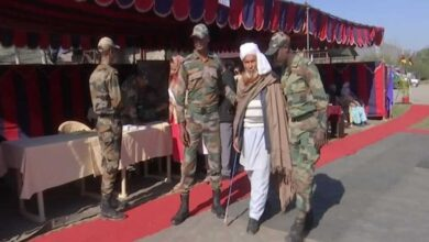 Photo of J-K: Army organizes free medical camp in Rajouri