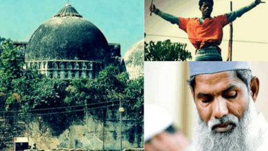Photo of Reverted Muslim Amir is building a mosque in Hyderabad
