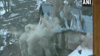 Photo of Army neutralizes live mortar shell fired by Pak in Baramulla