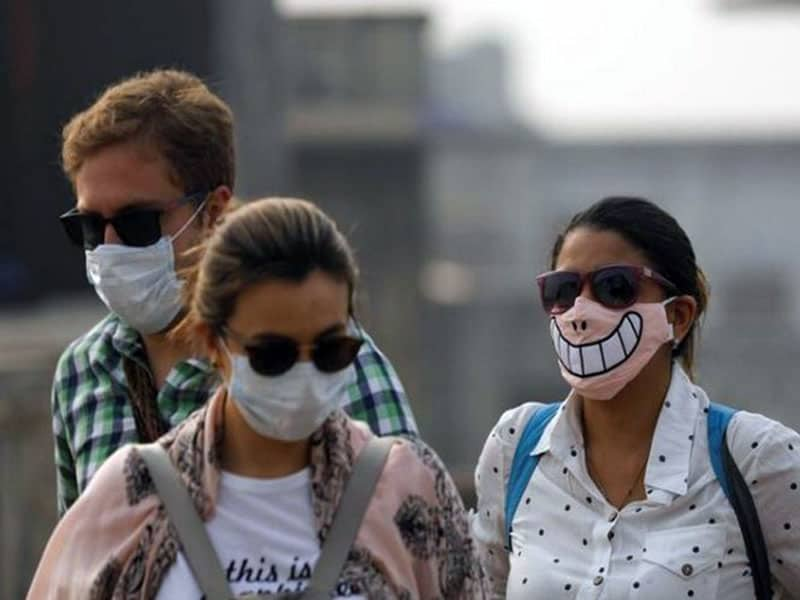 Delhi air in 'very poor' category for third consecutive day