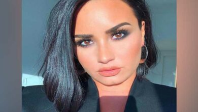 Photo of Demi Lovato gets 'survivor' neck tattoo