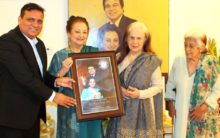 Dilip Kumar honoured by World Book of Records