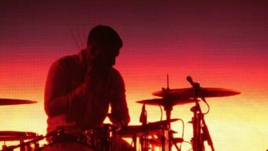 Photo of Playing drums changes the brain