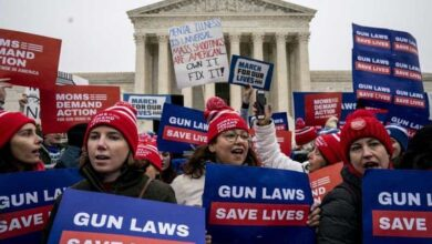 Photo of US Supreme Court takes up gun control case
