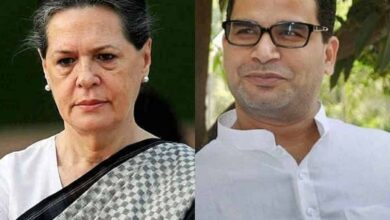 "Photo of ""If Sonia Gandhi gives one statement…."":Prashant Kishor on NRC"