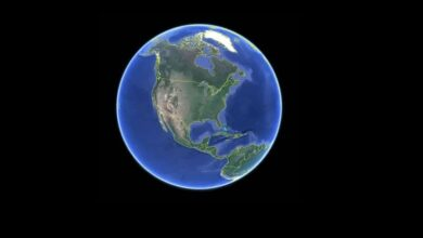 Photo of Google Earth covers 98 percent of entire population