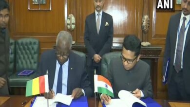 Photo of India signs LOCs in water supply, solar projects with Guinea