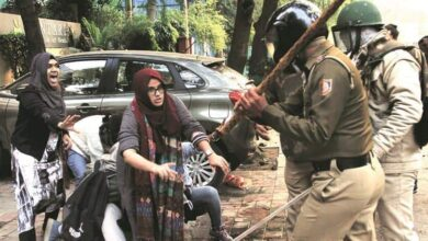 Photo of Police action on Jamia students triggers countrywide protests
