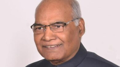 Photo of President of India to visit Hyderabad from 20 to 28 December