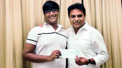 Photo of Students donate Rs.1 lakh to CM Relief Fund